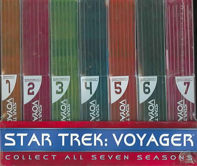 STAR TREK:VOYAGER COMPLETE SERIES BY STAR TREK: VOYAGER (DVD)