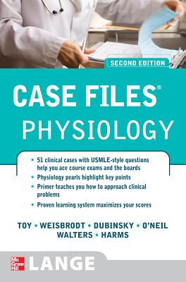 Case Files By Toy, Eugene C./ Weisbrodt, Norman, Ph.D./ Dubinsky, William